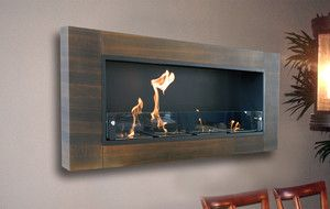 Nu-Flame portable fireplaces combine the best of modern design and technology. These tabletop, wall-mounted and freestanding models use eco-friendly Bio-Ethanol fuel that is completely safe and doesn't result in soot, smoke or hazardous fumes. The...