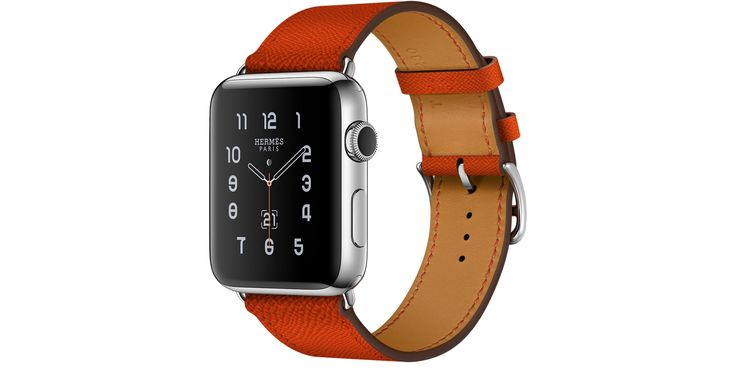Shop Apple Watch Hermès Series 2 with built-in GPS in 42mm Stainless Steel with Single Tour. Buy now with fast, free shipping.
