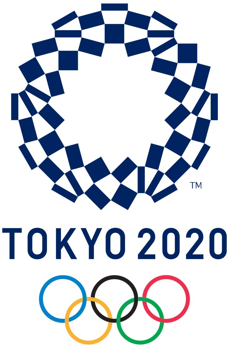 Olympic rings logo rio 2016 olympics logo designed by fred gelli - Tokyo Japan 2020 Olympic Games New Rare Logo Print Poster