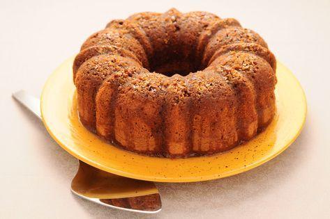 Judy Walker's Satsuma Rum Cake