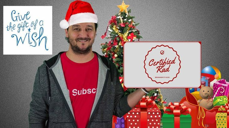 Certified Rad shares how you can help fulfill a sick childs wish for his last Christmas! Links in the bio. Thank you! - - - #movie #movies #moviereview #moviereviews #film #films #filmreview #filmreviews #cinema #movienight #moviejunkie #filmjunkie #reviewer #writer #media #press #entertainment #youtuber #youtube #youtubers #vlogger #subscribe #subscribers #vlog #brunansky #news #rad