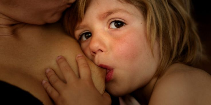 The Case For Breastfeeding Toddlers