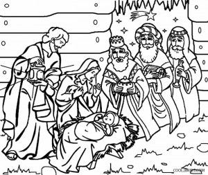 nativity scene character coloring pages fairy tale and