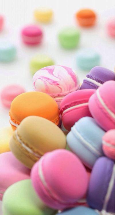Macaroons, Macarrones, Miércoles de Antojitos Alice's Cherries