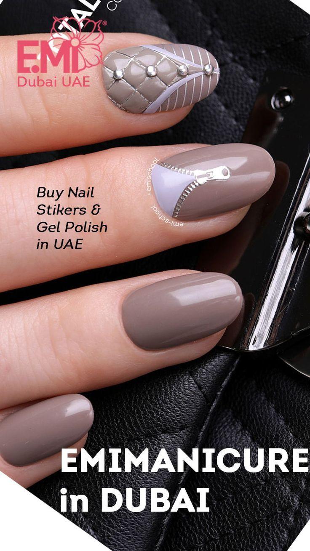 احدث رسومات الاظافر Nails Nailart Arabicstyle Dubai Black And