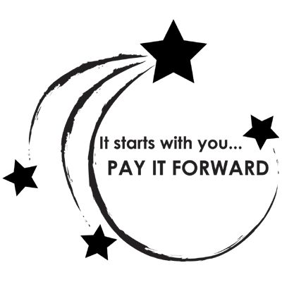 Pay it Forward Weekend!