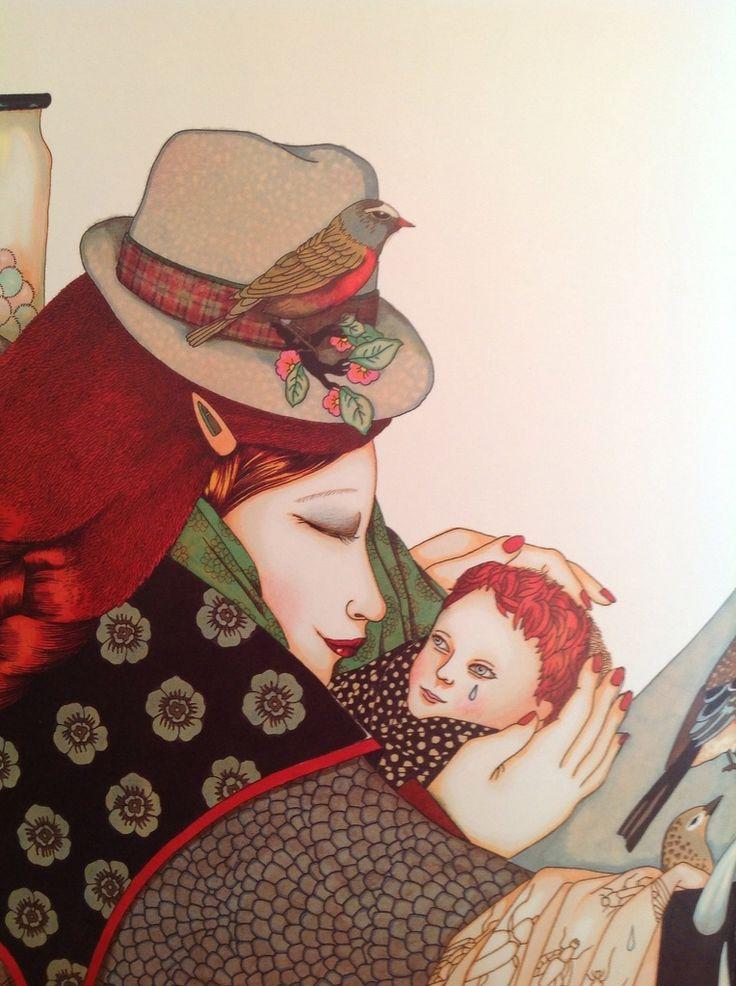 Abris d'Emmanuelle Houdart