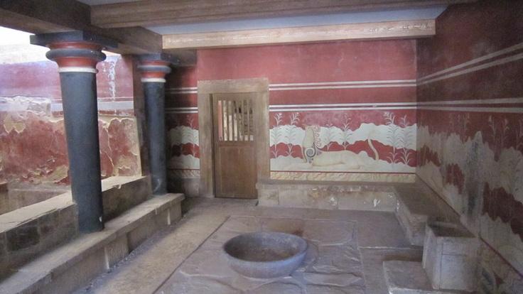 Creta - Palacio Knosos