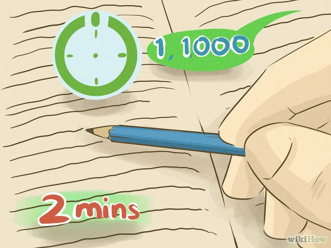 How to Learn Speed Reading via wikiHow.com