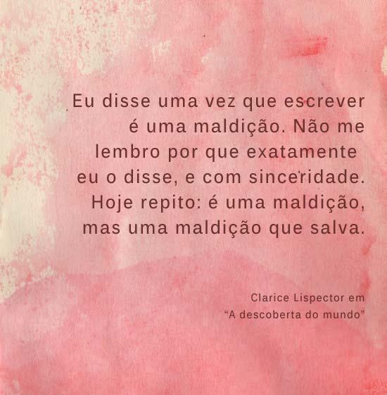 80 best Clarice Lispector images on Pinterest | The vow, Clarice ...