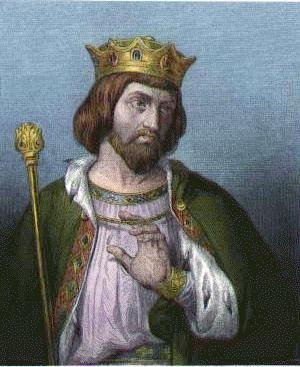 ROBERT II LE PIEUX (v. 970-20 juillet 1031) Roi de France (996-1031)