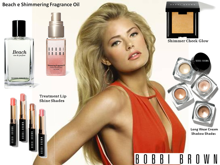 Mto fresca esta make up da Bobbi Brown, apetece ter :)