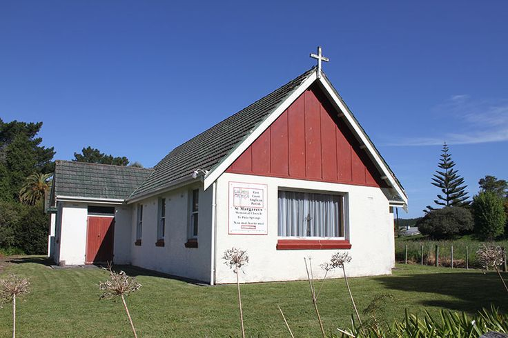 St Margaret's - Te Puia