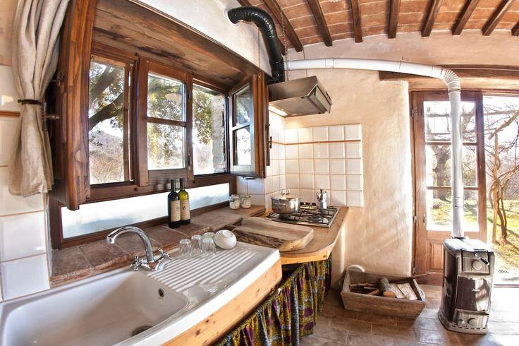 Leccio Apartment - Cimbolello — Квартиры в аренду в г. Città della Pieve, Умбрия, Италия