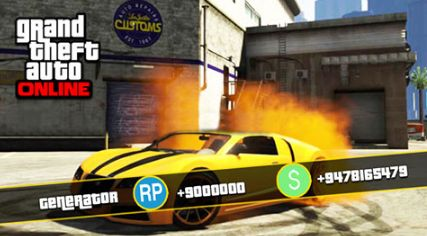 New and Working GTA V Cheats Free Money Generator Online. No download needed ! You can generate selected amount of Money & RP directly from your browser for you GTA 5 Account! https://www.gta5generator.com/online