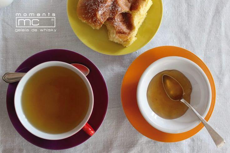 A perfect tea time!