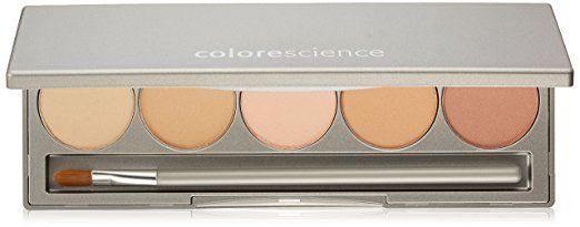 Colorescience Mineral Corrector Palette, Light to Medium