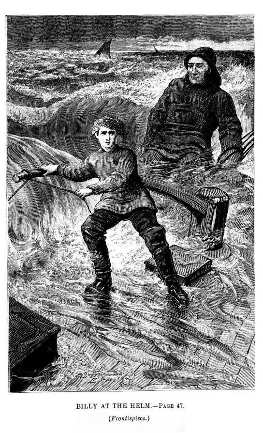 """""""The Young Trawler"""",  by R. M. Ballantyne"""