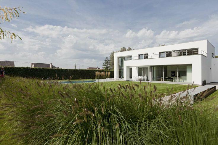 Grote strakke tuinen   Filip Van Damme