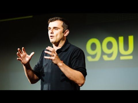 Think like this so you're not just contributing to the noise on social media. Gary Vaynerchuk: Stop Storytelling Like it's 2007 (language)