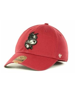 Look great at your next tailgate party with the '47 Brand Boston Terriers Franchise cap which shows off your favorite college team's logo with embroidered letters. | Cotton/polyester | Spot clean only