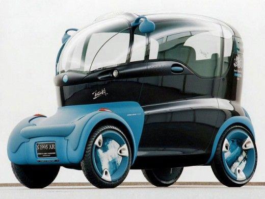 Mazda-London-Taxi-1993-520x390.jpg (520×390): Weird Automobiles, Concept Vehicles, London Taxi, Weird Car, Mazda London, Concept Cars, Photo