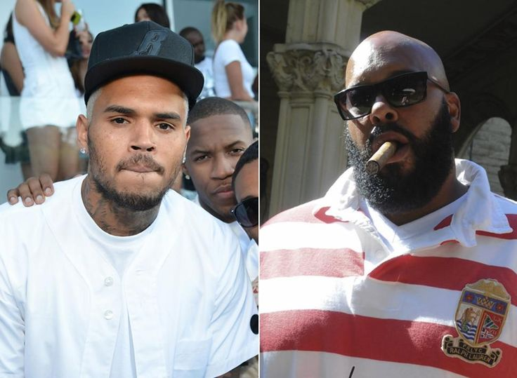 Suge Knight shot 6 times at Chris Brown's pre-VMAs party in Los Angeles: report The rap mogul was reportedly seriously injured and rushed to the hospital, where he is said to be recovering in ICU. Knight and two others were reportedly the victims of shots said to be aimed at Brown. One unnamed victim is said to be in critical condition. BY Zayda Rivera NEW YORK DAILY NEWS Published: Sunday, August 24, 2014, 9:55 AM