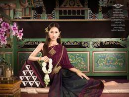 ชุดไทย(สำหรับถ่าย Pre Wedding )