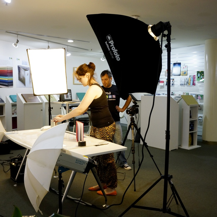 Product photoshoot @ momento HQ