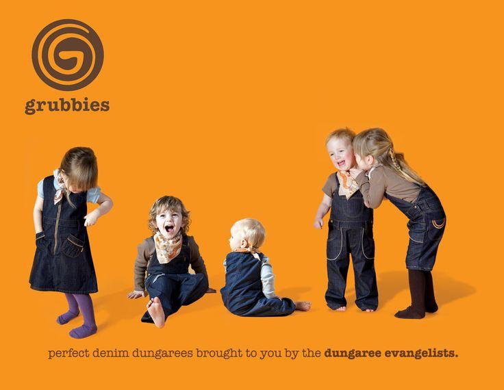 Grubbies www.sprogsinc.co.uk