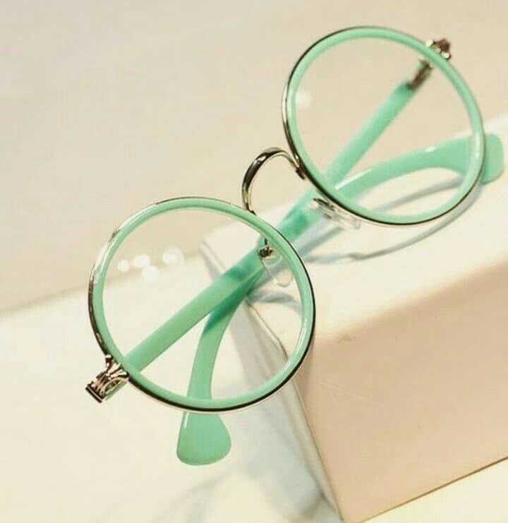 # okulary # mięta # tumblr