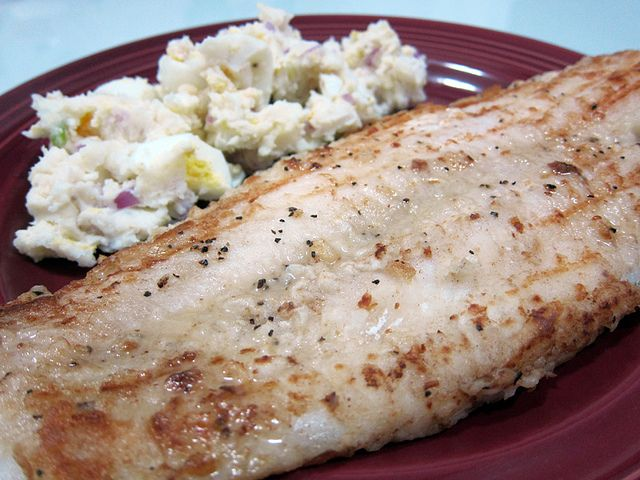 How to cook frozen dory fish fillet properly. - NARCISSISM IS NECESSARY