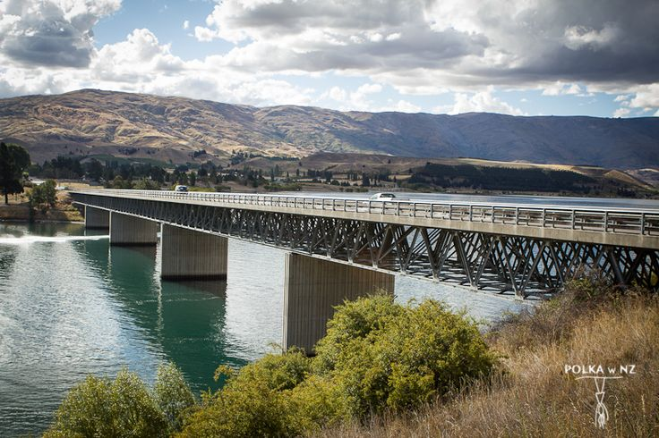 Cromwell, Clutha River, Central Otago, South Island, New Zealand