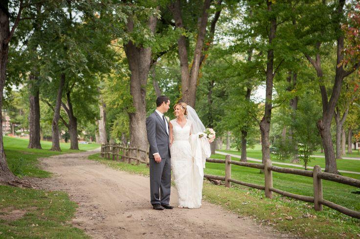 An Autumnal Wedding at Hilton Omaha in Omaha, Nebraska