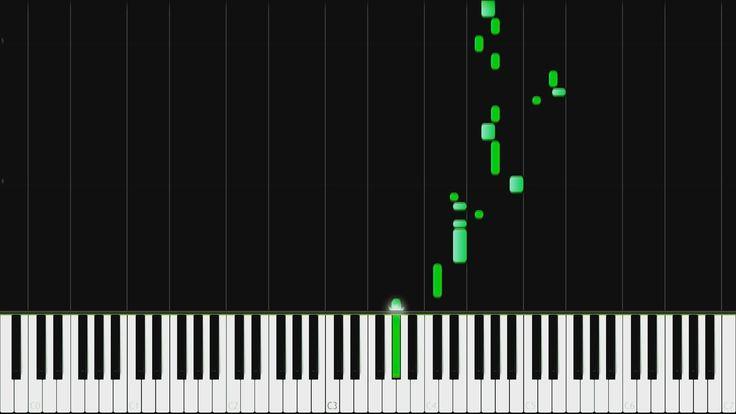Hatsune Miku - Artificial enemy 『人造エネミー』 | MIDI piano.
