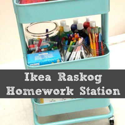 Ikeahacks för barnrummet   Vi i Villa
