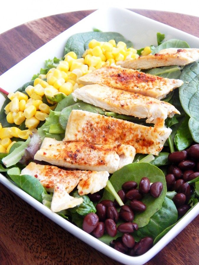 Southwest chicken salad recipes are super easy to make and a delicious way to celebrate summer.