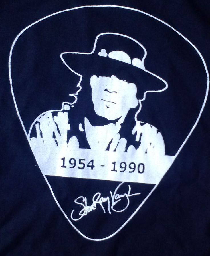 STEVIE RAY VAUGHAN T SHIRT GUITAR PIC VINTAGE STYLE CLASSIC BLUES RARE S-5XL #100cottonfirstquality #BasicTee