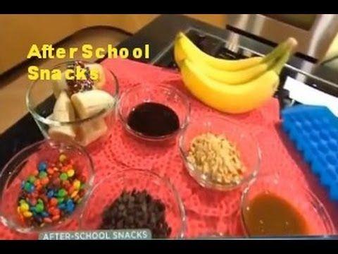 How to Make After-School Snacks   Snacks   Six Sisters Stuff    sorta candyishhh