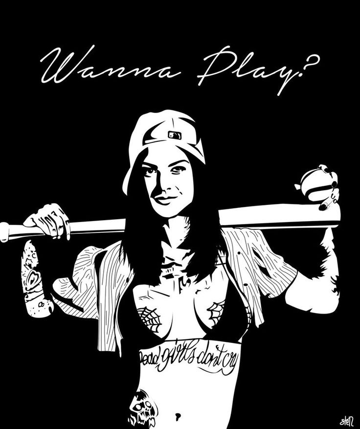 Wanna play? by vril1 on DeviantArt