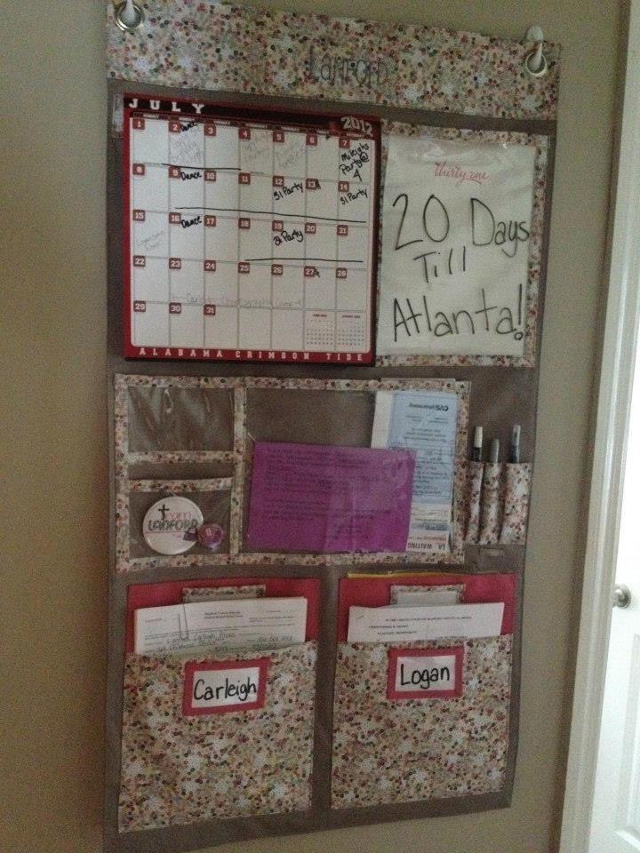 Hang Up Home Organizer Pinterest Organization Organisation And Wall