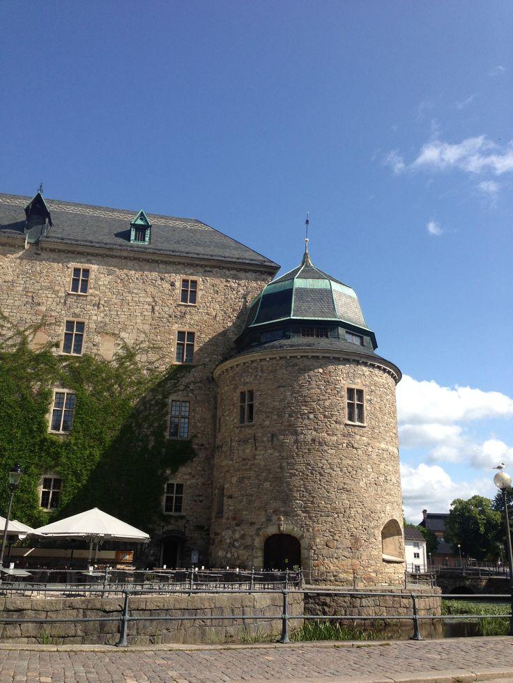 Orebro castle, Örebro Slott, Sweden