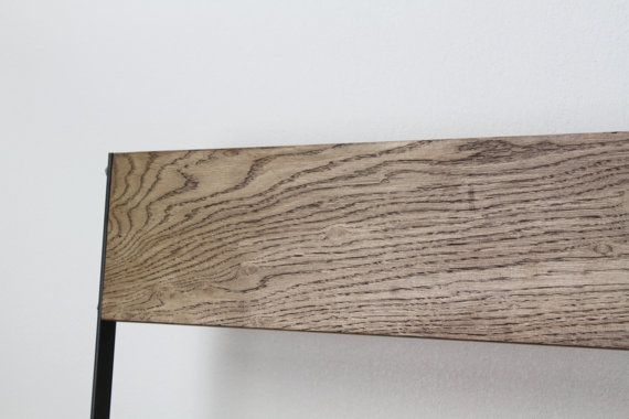 KONK Industrial Bench Seat Chic reclaimed cafe by KONKfurniture