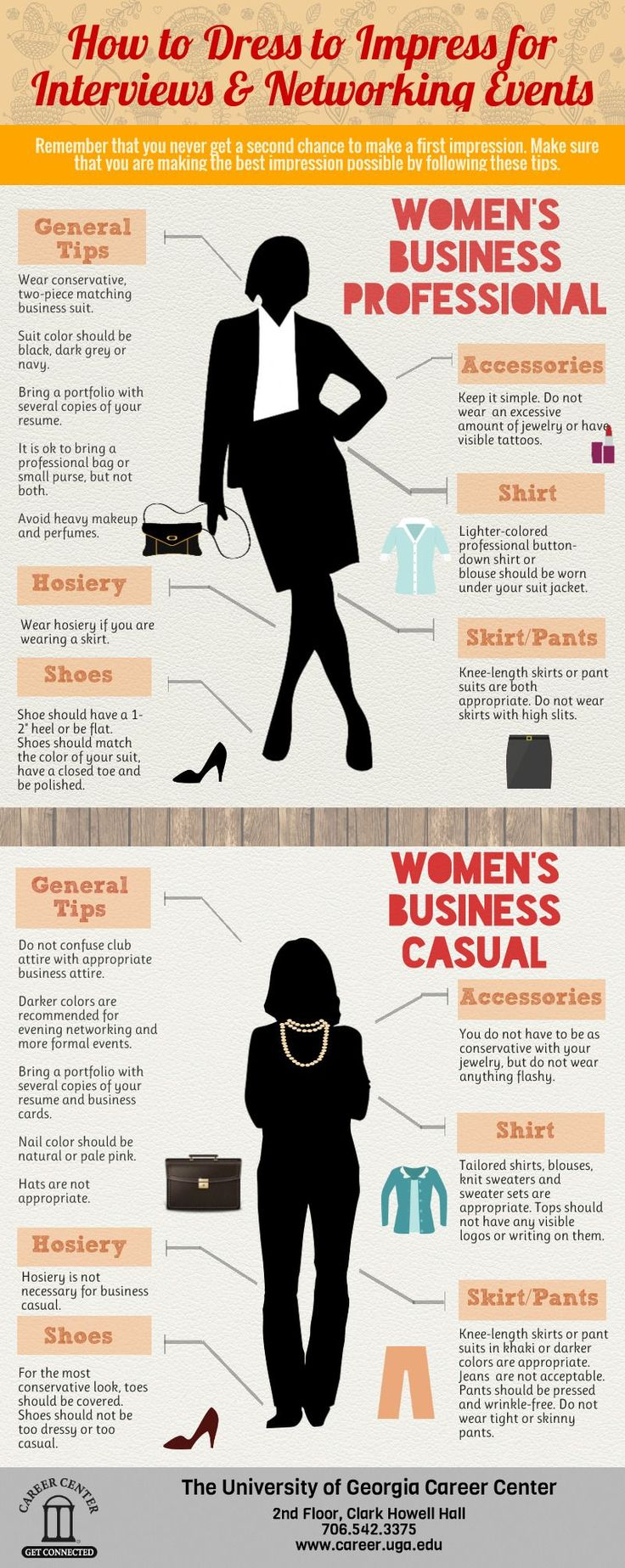 Dress Professionally For Career Fairs.  How To Dress To Impress For  Interviews And Networking Events