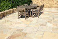 Mint Calibrated Sandstone Paving Slabs - Rock Unique Ltd