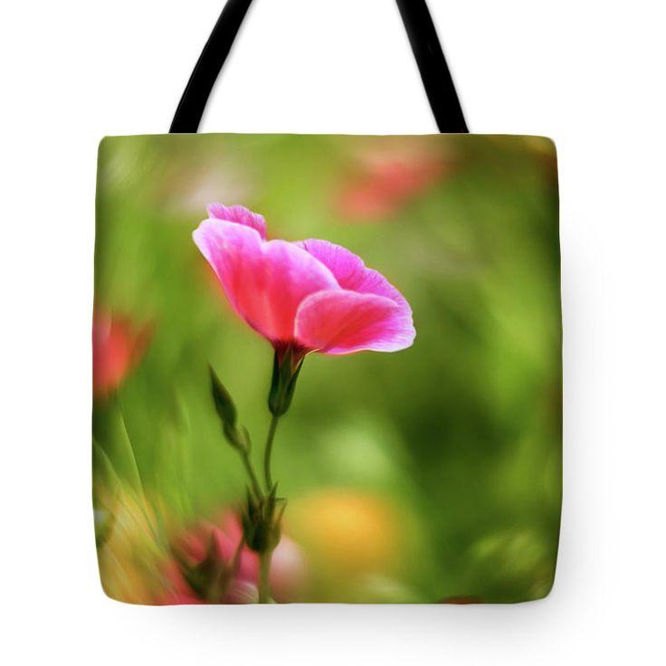 Larysa Koryakina Fine Art Photodraphy Tote Bag featuring the photograph Paints Of Summer by Larysa Koryakina