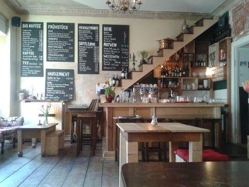 Myxa Café, Lenaustr. 22
