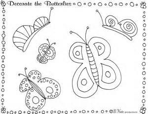Printable Butterfly Coloring Pages - Bing Images