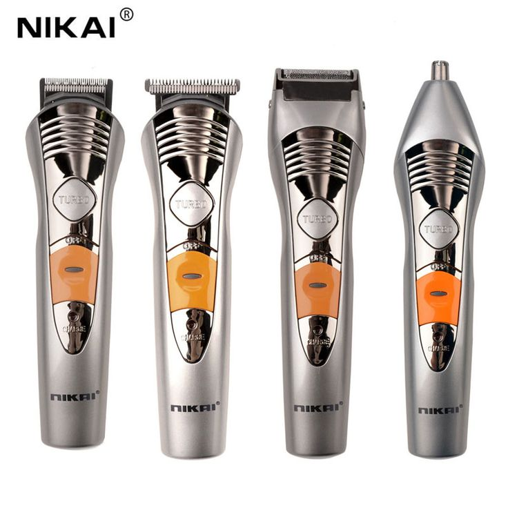 High Quality Professional Electric Grooming Beard Hair Shaver Men's Razor Trimmer Kit Clipper Set Haircut Machine Nose Ear