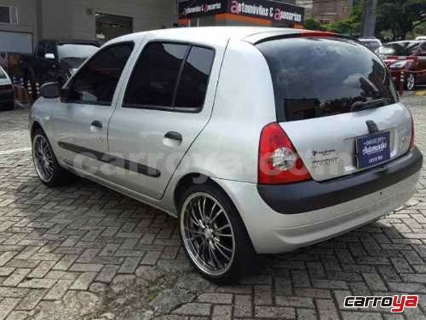Renault Clio 2008 Usado en Bogota - 1663027